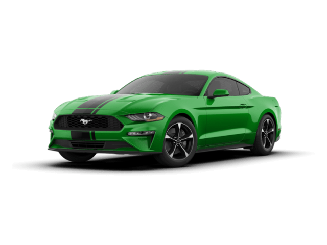 New 2019 Ford Mustang Ecoboost Coupe in Holly, MI
